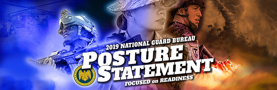 2019 National Guard Bureau Posture Statement