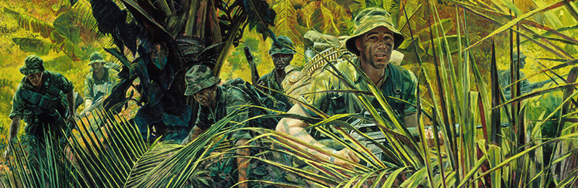 Indiana Rangers: The Army Guard in Vietnam