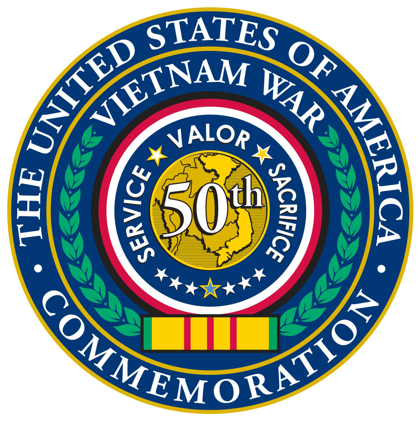 50th Commemoration Seal