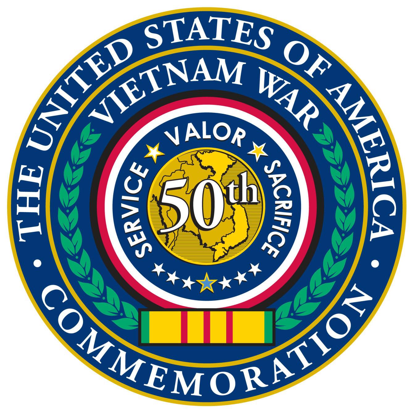 50th Commemoration Seal