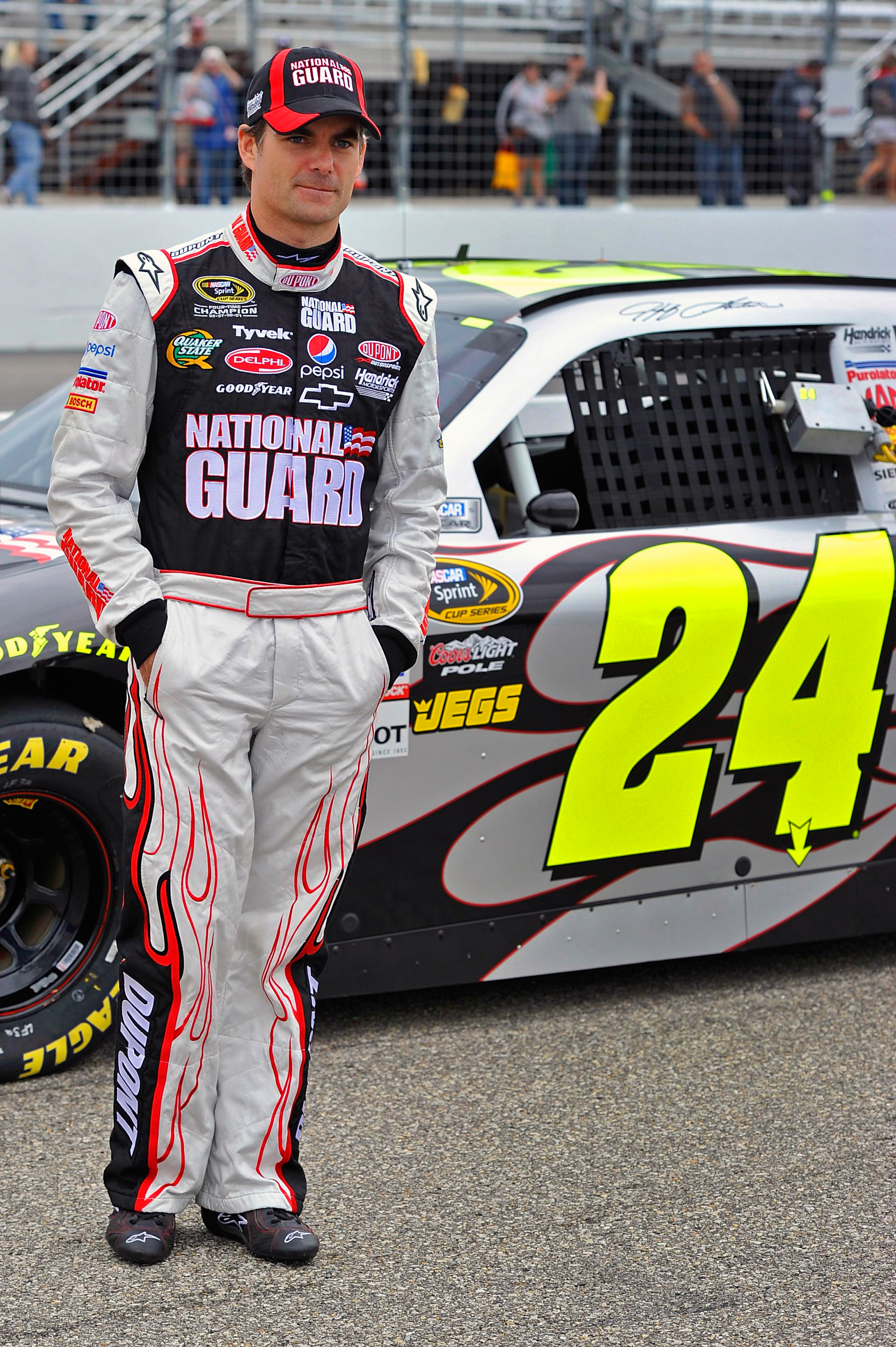 17-19 September, 2010, Loudon, New Hampshire, USA Jeff Gordon