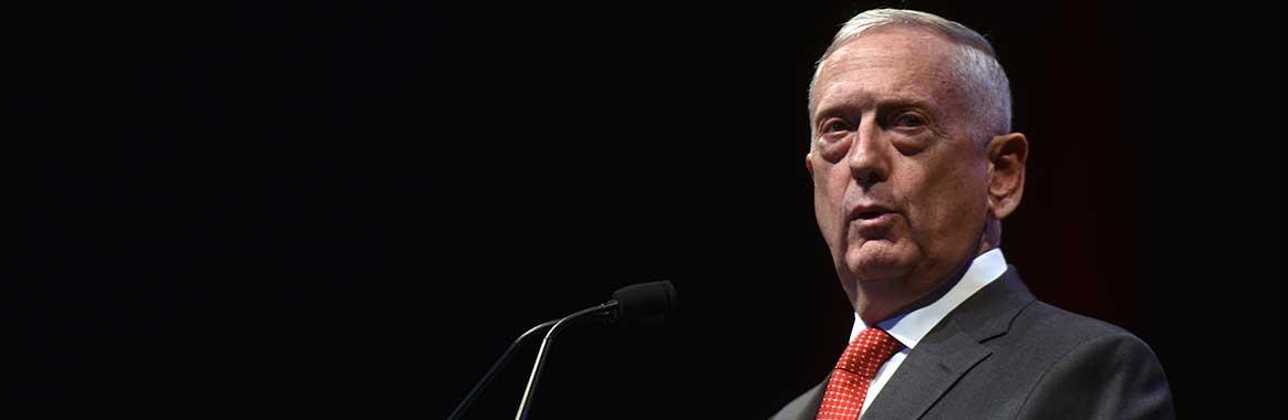 Mattis praises Guard for enhancing readiness, lethality