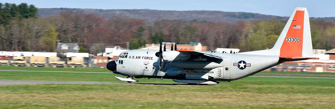New York's 109th Airlift Wing starts Greenland mission