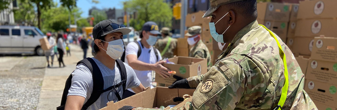 New York National Guard delivers 22.7 million meals