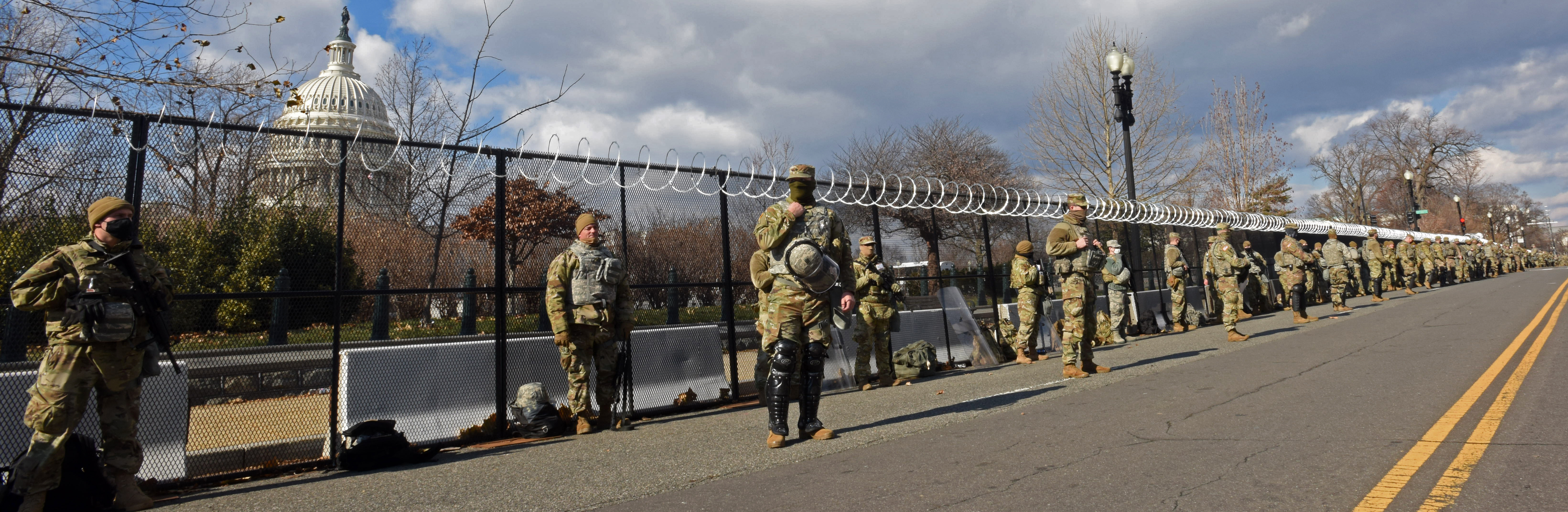 National Guard security mission at U.S. Capitol concludes