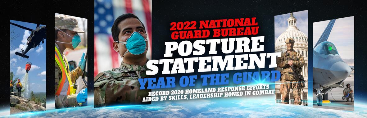 2022 National Guard Bureau Posture Statement