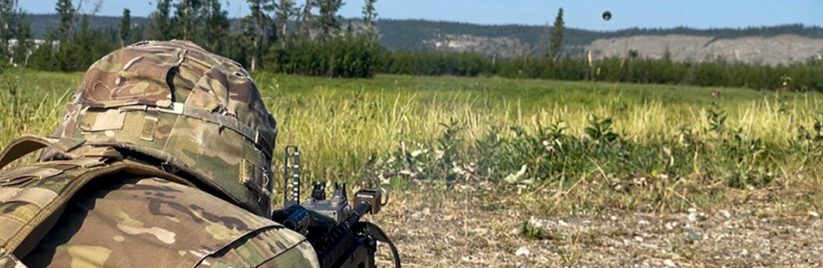 Alaska Army Guard sharpens skills at annual training