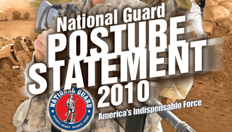 2010 National Guard Bureau Posture Statement