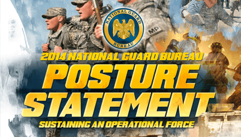 2014 National Guard Bureau Posture Statement