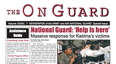 On Guard - Katrina Issue