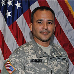 Chief Warrant Officer Loc Anthony Hawkins