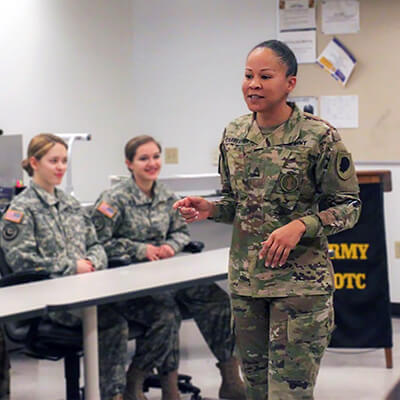 Staff Sgt. Heather R. Carreathers, Illinois Army National Guard