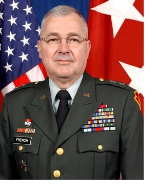 Major General Robert P French