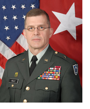 brigadier general joseph p kelly