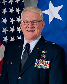 Brigadier General Paul D  Jacobs