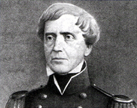 Brig. Gen. Stephen Watts Kearny, U.S. Army (image courtesy of U.S. Army Center for Military History)