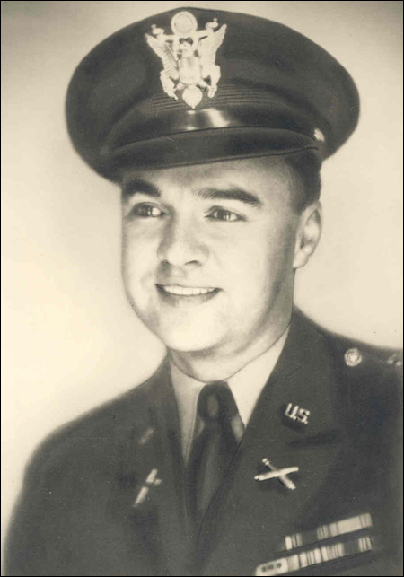 First Lieutenant Lee R. Hartell.