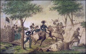 Siege at Fort Meigs