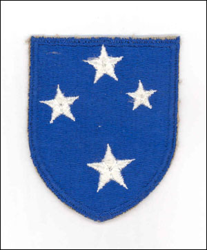 Shoulder patch,