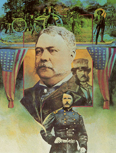 Twenty-first President of the United States Chester A. Arthur