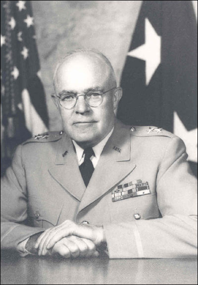 Major General Donald McGowan