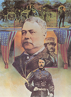 Brigadier General Chester Arthur