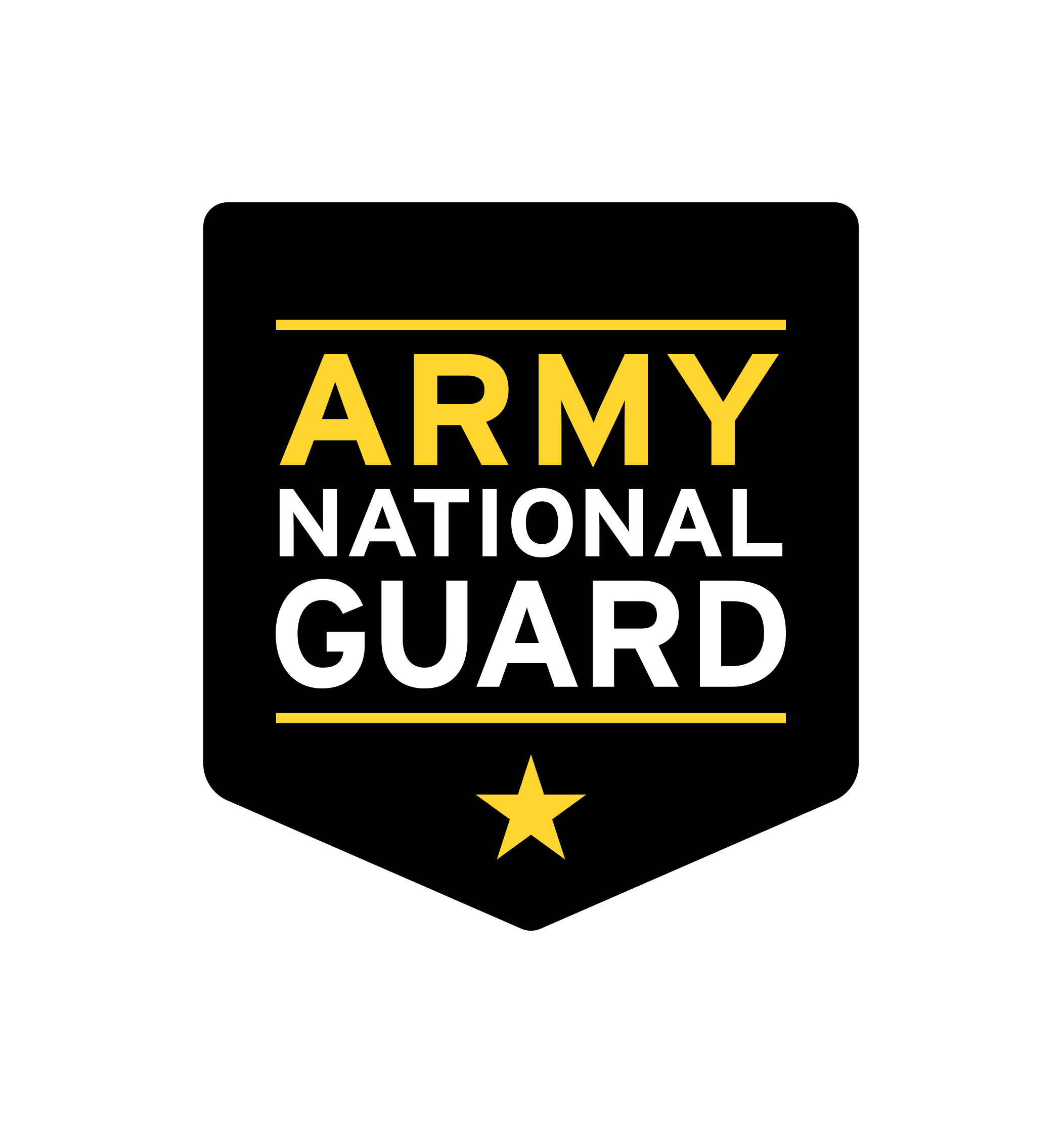 Army National Guard Marketing Logo