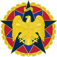 National Guard Bureau Staff Badge