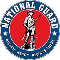National Guard Vehicle Logo