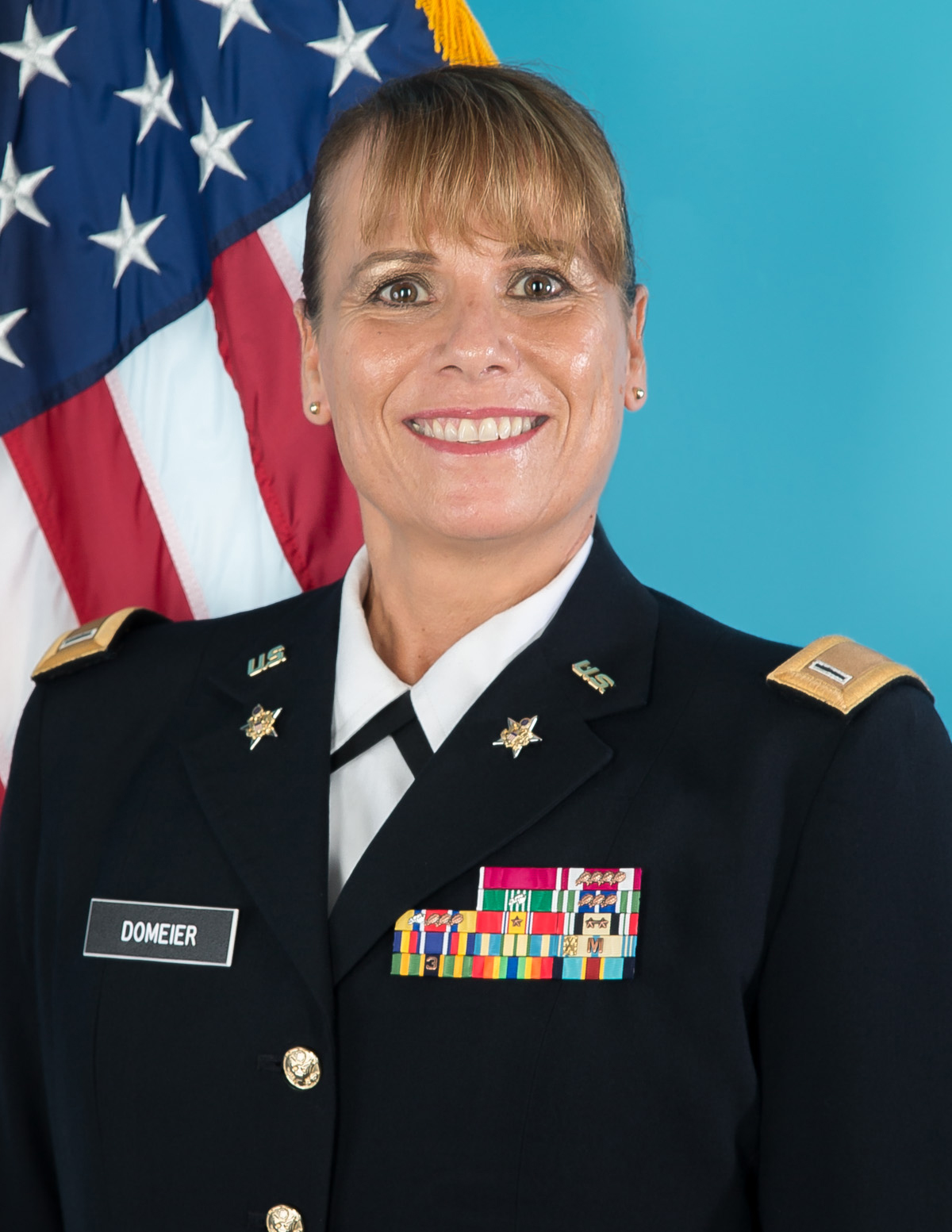 Chief Warrant Officer 5 Teresa A. Domeier
